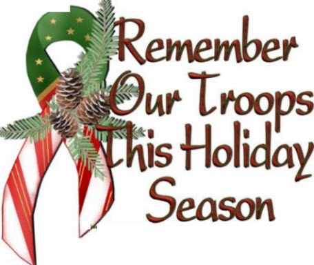 Christmas holiday opportunities for military families